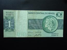 BRÉSIL : 1 CRUZEIRO  ND 1972   P 191Aa    TTB - Brésil