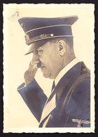 """Deutsches Reich Propagandakarte Der Führer Adolf Hitler """"Männer Der Zeit"""" Nr. 124, Militaria Drittes Reich II. Weltkrieg - Deutschland"""
