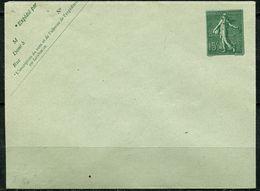 Entier N° 130-E1 Y Et T, N° 25 ACEP - Postal Stamped Stationery
