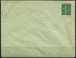 Entier N° 130-E3 Y Et T, N° 26 ACEP - Postal Stamped Stationery