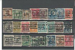 50192 ) Collection Precancel - United States