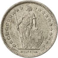Suisse, 1/2 Franc, 1964, Bern, TTB+, Argent, KM:23 - Suiza