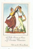 Cp , Folklore , Les Vieilles Provinces De France , Ed. Farines Jammet , LE COMTAT VENAISSIN - Personaggi