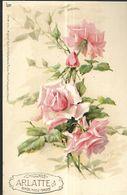 Raphaël Tuck & Fils Editeurs Publicité Chicorée Arlatte Série 296 Fleurs - Tuck, Raphael