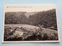 """FRAHAN S/ Semois / Vue Prise Des Rochettes ..... ( """" CHALET ARDENNAIS """" - Henri DURUISSEAUX ) Anno 19?? ( Zie Foto's ) ! - Bouillon"""
