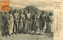 180817 - AMERIQUE ARGENTINE - Republica Argentina Indios Matacos Chaco Salteno - Tribu Indigène Ethnie - Argentinien