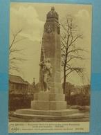 Ronse Gedenkzuil Van De Gesneuvelde Soldaten Van Ronse 1914-1918 - Renaix - Ronse