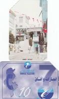 11540- N°. 2 TUNISIE TELECOM - USATE - Tunisia