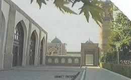 11524 - TELEFON KARTASI - UZBEKISTAN - USATA - Uzbekistan