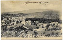 E8 84 MALEMORT Vue Panoramique 1905 - Autres Communes