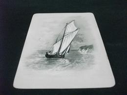NAVE SHIP BARCA A VELA - Voiliers