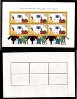2388 GERMANIA - 1990 – Foglietto 10° Mostra Filatelica Düsseldorf – Gomma Integra (23) - Francobolli