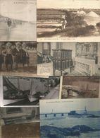 Cp, Drouille, 2 E Choix , 85 VENDEE ; LOT DE 9 CARTES POSTALES - Postcards