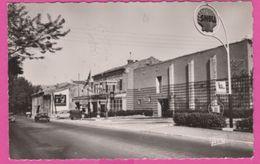 CP  (13) - ORGON , Auberge Des Trois Canards , Carte Glaçée - France