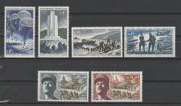 FRANCE / 1969 / Y&T N° 1603/1608 ** : 25ème Anniversaire De La Libération (6 TP) - Gomme D'origine Intacte - Nuovi