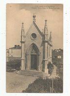 Cp, 85 , LES SABLES D'OLONNE ,chapelle Notre Dame De BONNE ESPERANCE , Vierge - Sables D'Olonne