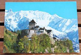 SCHLOSS VADUZ FURSTENTUM LIECHTENSTEIN - Liechtenstein