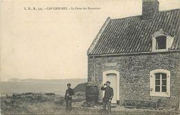 CAP GRIS NEZ - Le Poste Des Douaniers. - Customs