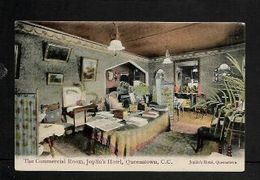 S.Africa: The Commercial Room Joplins Hotel, Queenstown C.C. Used 1907 QUEENSTOWN > MAEFEKING - South Africa
