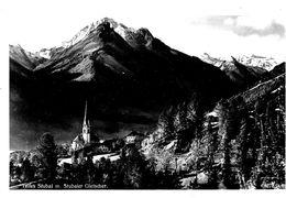 Autres. Telfes Im Stubai. Stubaier Gletscher. - Autriche