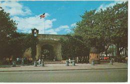 6Rm-605: Santo Domingo , Dominican Republic..> Nieuwpoort 1979.. - Postkaarten