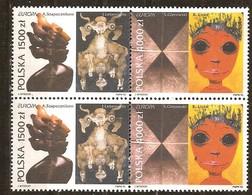 Pologne Poland Polen CEPT 1993  Yvertn° 3242-3243  *** MNH 2 Séries Cote 3,00 Euro Europa - Europa-CEPT