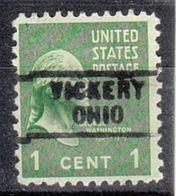 USA Precancel Vorausentwertung Preo, Locals Ohio, Vickery 729 - Vereinigte Staaten