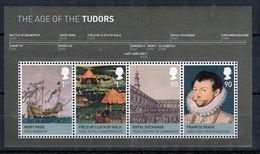 GB 2009 Mini Sheet Celebrating Kings And Queens 2nd Issue Unmounted Mint Condition. - Blocks & Miniature Sheets