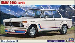 BMW 2002 Turbo 1973 1/24 ( Hasegawa ) - Cars