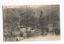 Cp, 85 , Forêt De MERVENT ,la Vendée à SAUVAGET , écrite - Frankreich