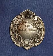 Distintivo Da Occhiello Mutilati In Guerra - Unclassified