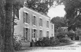 V12286 Cpa 28 Lutz En Dunois - Le Château - Non Classés