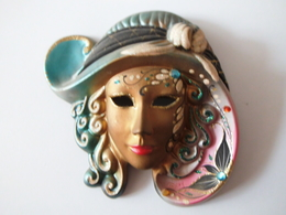 Masque Vénitien - Autres Collections
