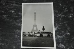 1513    PARIS  Photo Carte - Bus & Autocars