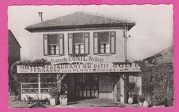 CP  (13) -  FOS SUR MER , Plage De St Gervais , Hotel Restaurant - France