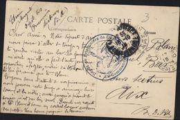 Guerre 14 Gardien De Camp De Prisonniers Allemands à Sisteron CPA Sisteron La Baume Et Son Rocher - Guerre De 1914-18