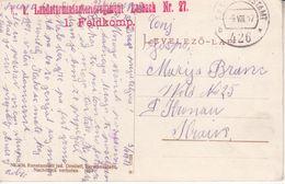 1542   SLOVENIJA    AK--K.u.K    Nr. 27   LAIBACH  1917 - Slowenien