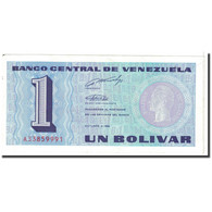 Billet, Venezuela, 1 Bolivar, 1989, 1989-10-05, KM:68, SPL - Venezuela