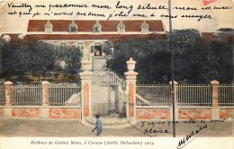 Pays-Bas - Antille Hollandaise - Curaçao - Résidence Du Général Matos 1904 - Colors - Curaçao