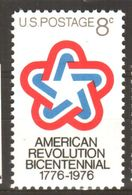 США 1971г  МИХЕЛЬ # 1043  ЛЮКС** - United States