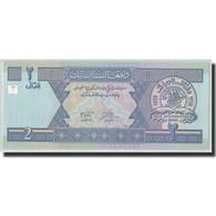 Billet, Afghanistan, 2 Afghanis, SH1381(2002), KM:65a, NEUF - Afghanistan