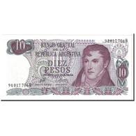 Billet, Argentine, 10 Pesos, 1973, Undated, KM:295, SPL - Argentina