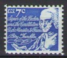 США 1972г  МИХЕЛЬ # 1086   ЛЮКС** - Unused Stamps