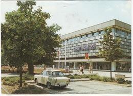 Schwedt (Oder): TRABANT 601  - 'Centrum' Warenhaus - (DDR) - Turismo