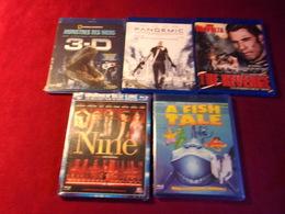 PROMO  5 DVD  BLU RAY  ° POUR 20 EUROS ° 50 16 21 - DVDs