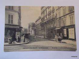 NEUILLY SUR SEINE-La Gendarmerie-ELD - Neuilly Sur Seine