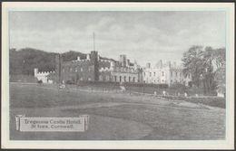 Tregenna Castle Hotel, St Ives, Cornwall, C.1930 - Postcard - St.Ives