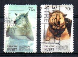 Australian Antarctic Territory - 2014 - Era Of The Huskey - Used - Territoire Antarctique Australien (AAT)
