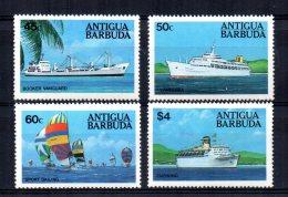 Antigua & Barbuda - 1984 - Ships - MNH - Antigua Et Barbuda (1981-...)