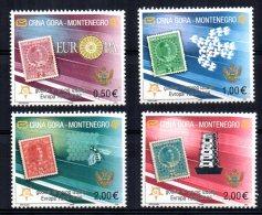 Montenegro - 2006 - 50th Anniversary Of Europa Stamps - MNH - Montenegro